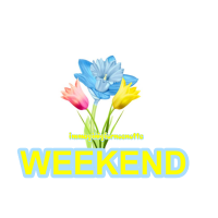 buon weekend immagini