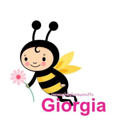giorgia immagini